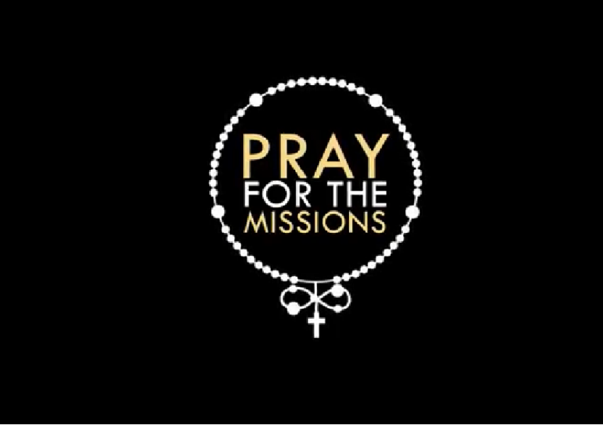 Pray for the Missions of IVE