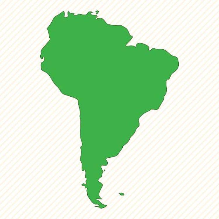 IVE South America